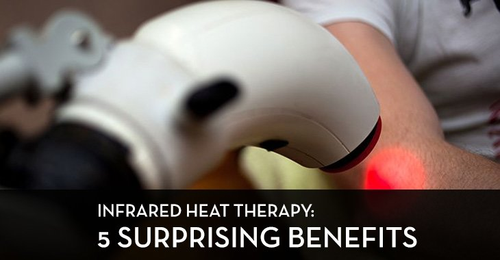 Infrared Heat Therapy How it Works and 5 Surprising Benefits