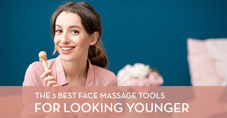 The 3 Best Face Massage Tools for Looking Younger