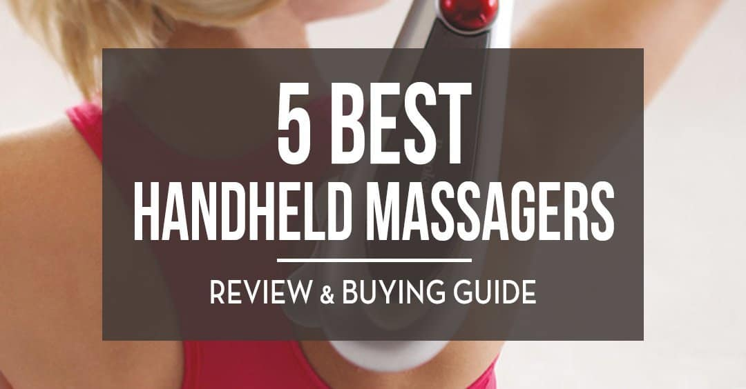 Best Hand Massager 2019 5 Best Handheld Massagers Reviewed (2019) – Massage Gear Guru