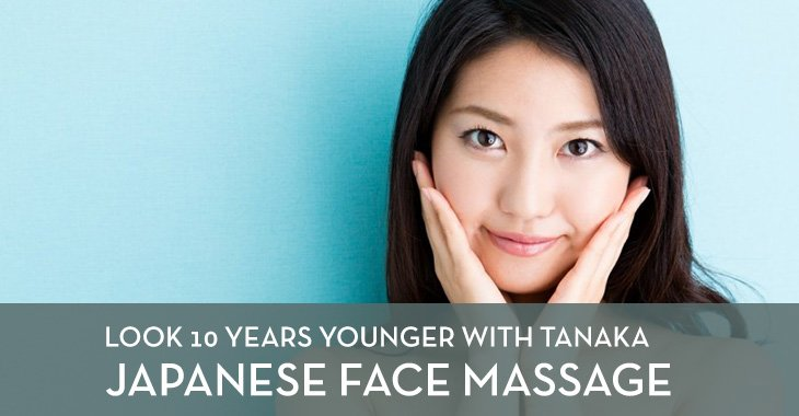 Japanese Face Massage